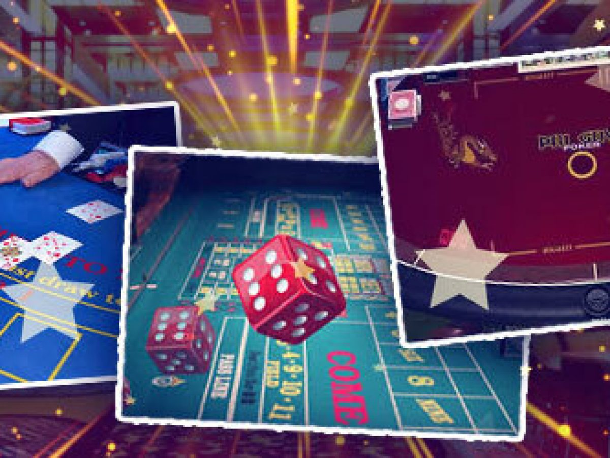 Best Games in the Casino - 10 Top Casino Games You Should Play