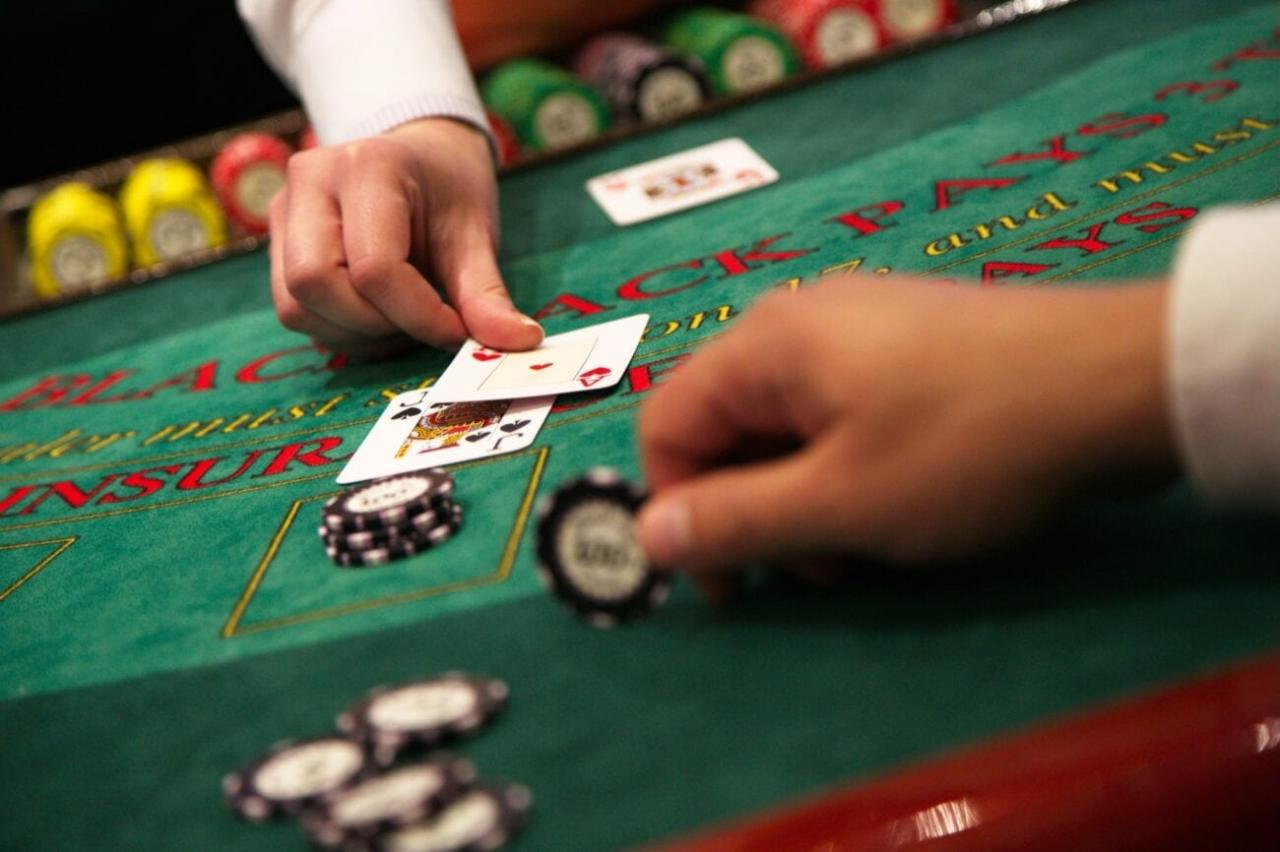 Handy tips and tricks for your online Blackjack party – Film Daily