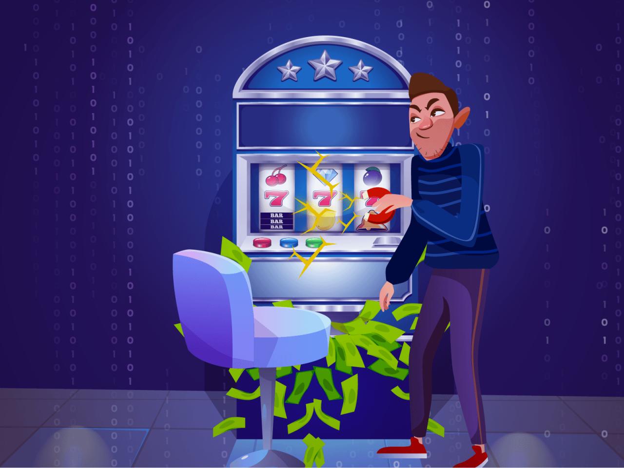 12 Sneaky Ways To Cheat At Slots - Casino.org Blog